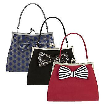 Ruby Shoo Mujeres's Logan Top Handle Bag