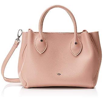 Fritzi aus Preussen Gridley - Pink Tote Women Bags (Blush) 12.5x26.5x24.5 cm (W x H L)