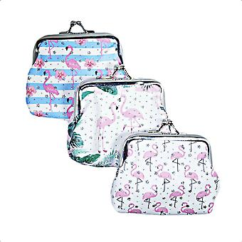 Brieftasche/Börse Flamingo