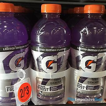 Gatorade Usa Summit Storm-( 950 Ml X 12 )