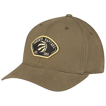Mitchell & Ness 110 Snapback Cap - NBA Toronto Raptors olive