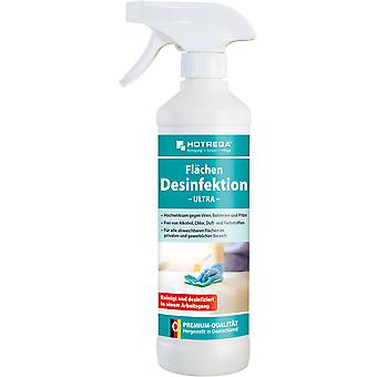 HOTREGA® areas disinfection -Ultra,, 500 ml