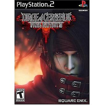Dirge of Cerberus -Final Fantasy VII- (PS2) - Neu