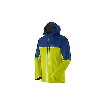 サロモンLAコート371520トレッキング一年男性ジャケット