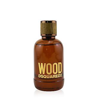 Dsquared2 Wood Pour Homme Eau De Toilette Spray - 100ml/3.4oz