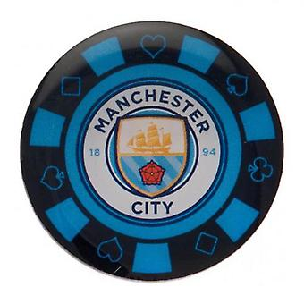 Manchester City Badge PC
