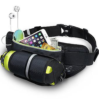 Bag with Water Bottle Holder 10 inches