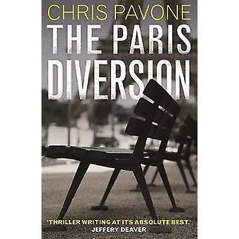 The Paris Diversion by Chris Pavone - 9780571351879 Book