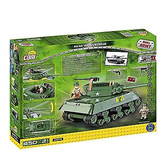 Small Army M-10 Wolverine (450 pcs)