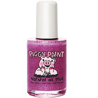 Piggy Paint Kid-Friendly Nail Polish - Butterfly Kisses (26) 15ml