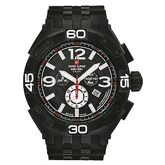Swiss Alpine Military 7032.9877 men's watch 50 mm
