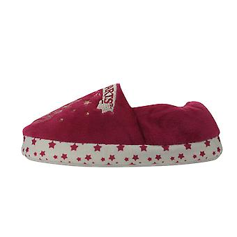 Harry Potter Dallal Girls Slippers Pink UK Sizes Child 8 -2