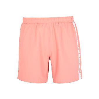 BOSS Bodywear Dolphin Salmon Pink Swim Shorts