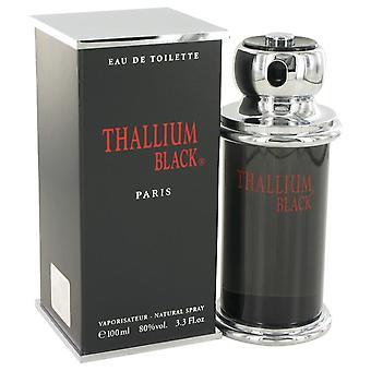 Thallium Black Eau DeToilette Spray By Yves De Sistelle 3.3 oz Eau DeToilette Spray