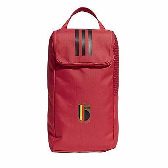 2020-2021 بلجيكا حقيبة الأحذية (أحمر)