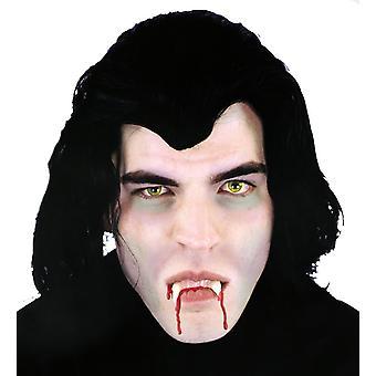 Dracula peruk till Halloween