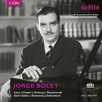 Bolet*Jorge - Jorge Bolet [CD] USA import
