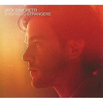 Singing To Strangers [CD] USA import