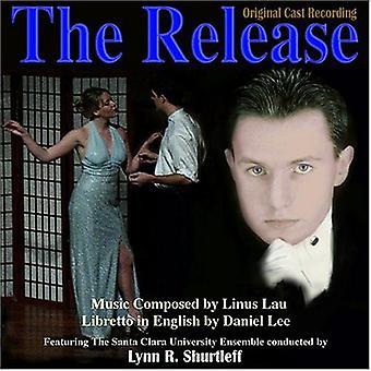Ensemble di SCU - il rilascio [Original Cast Recording] [CD] USA importare