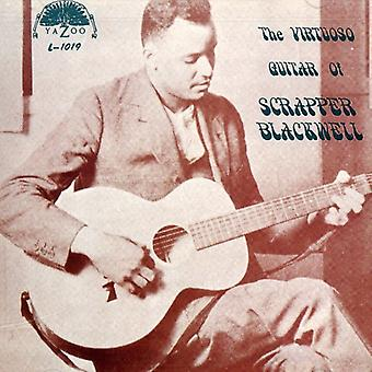 Scrapper Blackwell - Virtuoso Guitar 1925-1934 [CD] USA import