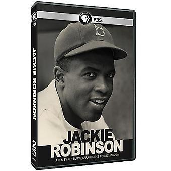 Ken Burns: ジャッキー ・ ロビンソン 【 DVD 】 アメリカ インポートします。