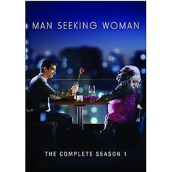 Man Seeking Woman: The Complete Season 1 [DVD] USA import
