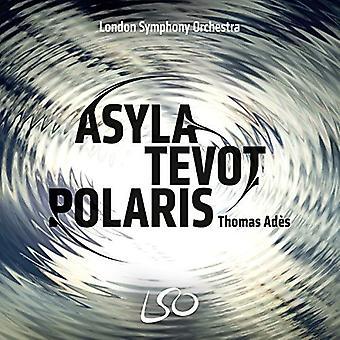 Ades / Ades / Johnson - Thomas Ades: Asyla Tevot Polaris [SACD] USA import