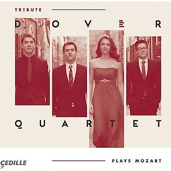 Mozart / Dover Quartet / Tree - Tribute [CD] USA import