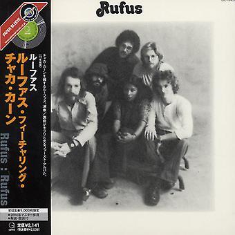 Rufus - Rufus [CD] USA import