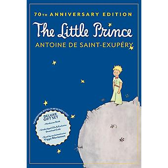 The Little Prince by Antoine de Saint Exupery & Translated by Richard Howard