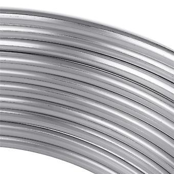 Imersão de aço inoxidável Wort Chiller Tube para fabricação caseira