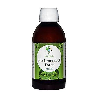 Neobronquiol Forte syrup 250 g