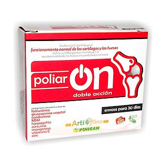 Poliar-On (Artrion) 60 capsules