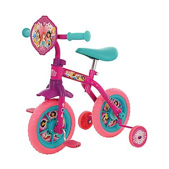 Disney Princess 2 in 1 Ten Inch Training Bike