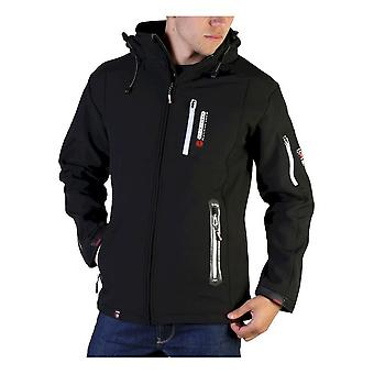 Geographical Norway - Clothing - Jackets - Tichri_man_black - Men - Schwartz - XXL