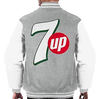 7UP modern logo typ män ' s Varsity jacka