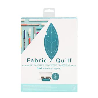 We R Memory Keepers Fabric Quill All-in-One Kit