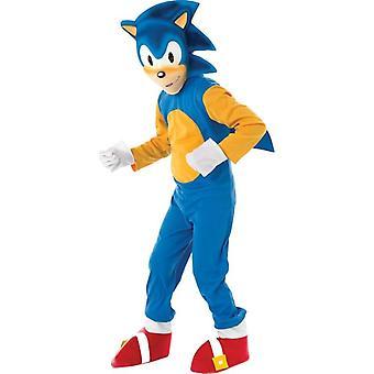Sonic The Hedgehog. Größe: klein