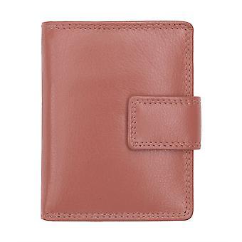 Primehide kvinners lær vesken lommebok RFID blokkerer middels størrelse kortholder 2311
