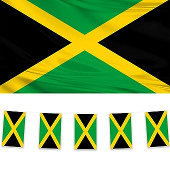 Jamaica Flag & Bunting Pack