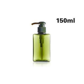 Color Soap Dispenser Cosmetics Bottles Bathroom Hand Sanitizer Shampoo Body Wash Lotion Empty Travel Bottle