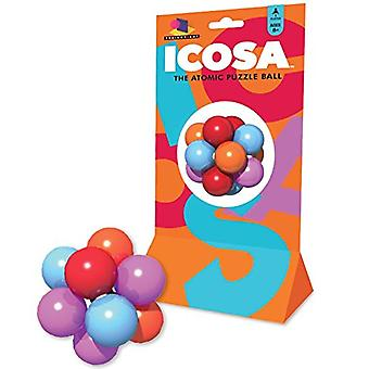 Games - Ceaco Brainwright - Icosa New 8404