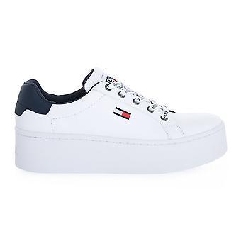 טומי הילפיגר Ybr איקוני לאה EN01113YBR אוניברסלי כל השנה נעלי נשים