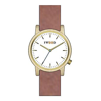 Iwood Real Wood Homme's Watch IW18444002