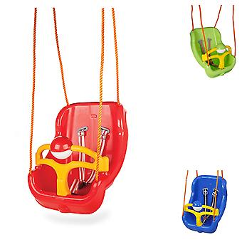 Pilsan Baby Swing 2 in 1 Big Swing 06130, high backrest, removable handle