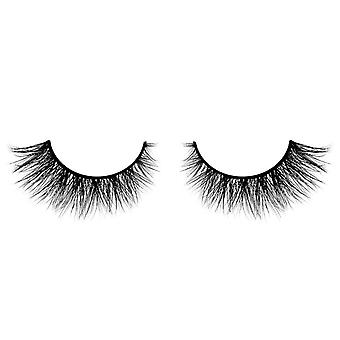 Velour Multi Layered False Mink Lashes - Take It, And Go - Natural Length