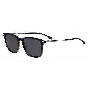 Solglasögon Män 1020/SX0W/M9 Män Polariserad Svart