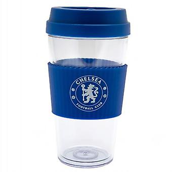 Chelsea Clear Grip Travel Mug