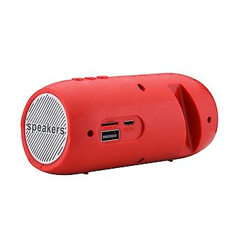 Tragbarer drahtloser Bluetooth-Lautsprecher - Stereo Sound Bar für Computer & Telefone