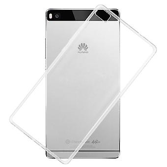 Soft Transparent Tile Protection for Huawei P8il Protection Clear